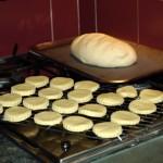 bread, scones