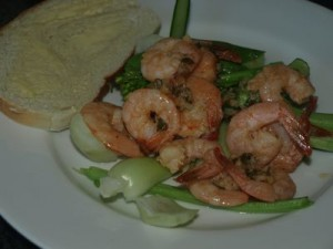 lemon-garlic-prawns