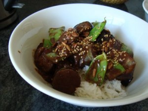 eggplant-and-red-miso
