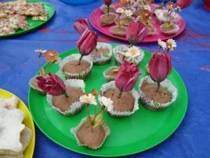flower-pot-muffins