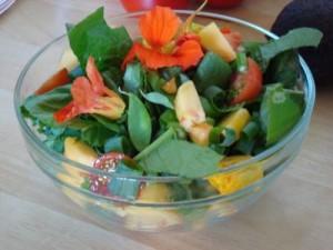 home-grown-salad