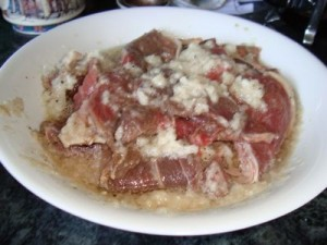 kebab-meat