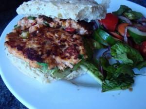 marinara-burger
