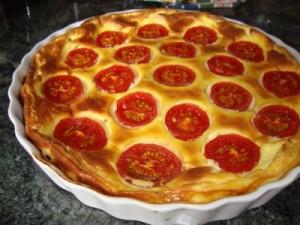 ricotta-basil-tomato-torte