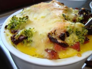 savoury-bread-pudding