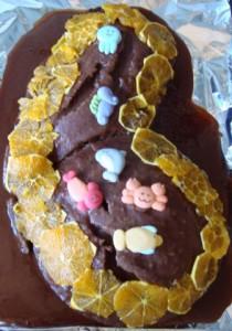 six-cake