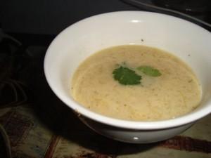 crab-soup